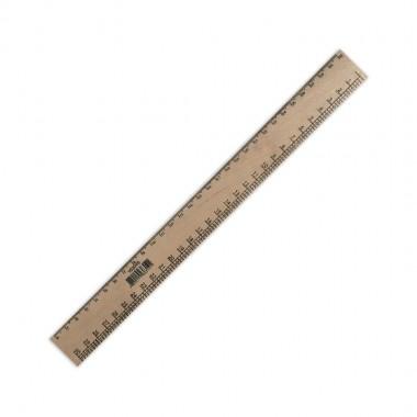 Лінійка деревяна закрійника  (шовкографія) 300мм