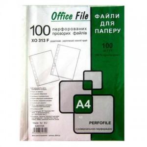 Файлы А4 20мкр.глянецевые 100шт.