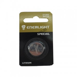CR2025 Enerlight Литий  1*bl