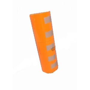 Ценник прямоуг. 40х30 (рул.6м) оранж. (5)