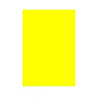 Фоаміран EVA вельветовий 20 * 30см, 2 мм, 10 листів в пачці. Жовтий (ціна за 1шт.)