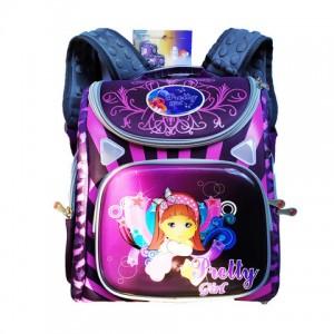 Рюкзак школьний Pretty Girl 26х36см твердый