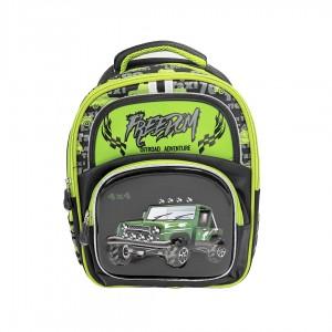 Рюкзак школьный Freenon Jeep 37 х 29 х 15 см 891317F