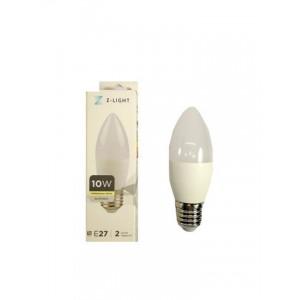 """Z-LIGHT LED Лампа """"свеча"""" ZL 13710274 10w 4000k Е27"""