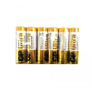 Батарейка LR6 GP Ultra Alkaline  1*2 (40)