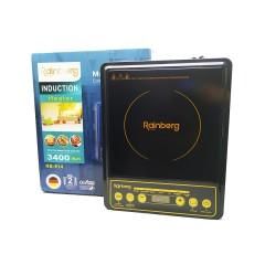 Индукционная плита портативная Rainberg RB-814 3400W черный