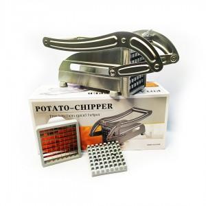 Картофелерезка на 2 насадки Potato-Chipper