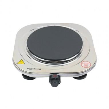 Электроплита однокомфорочная Rainberg RB-009 2000Ват. 27*30см дисковая нержавейка