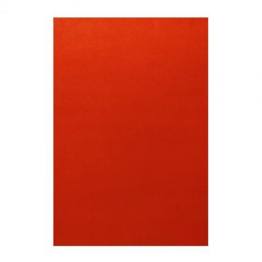 Фоаміран, Флексика, 1мм.20 аркушів в ОРР:  Ярко-оранжевый (008)