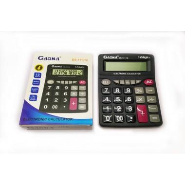 Калькулятор DS-111-12 (20*15) 1 бат R6