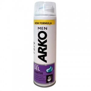 Гель для бритья Арко Мен 200мл. Блек (24)