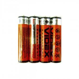 Батарейка R3 Videx 1*4 (60) (1440)