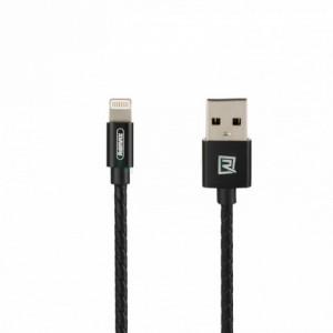 Кабель USB-Lightning Remax RC-001 i Full Speed 2м. черный