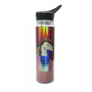 Бутылка для воды Beijing Lets be unicorns 550 мл JL-6019