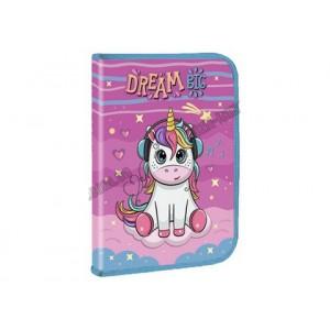 Тека А4 для праці картон KIDIS, серія Unicorn Dreams