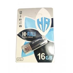 Флешка Hi-Rali 16GB Corsair series Black