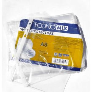 """Файл А5 мат. """"Economix"""" 30мк (100шт) E31104-50"""