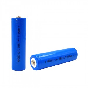 Аккумуляторная батлитий-ионный VARGO 18650 3.7V 2000mAh