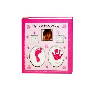 Фотоальбом детский в коробке 23,5*25,3 (10*15) 120фото