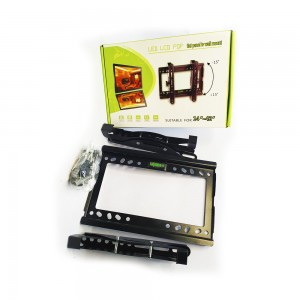 Кронштейн LED LCD PDP для ТВ/Монитора 14-42 Black