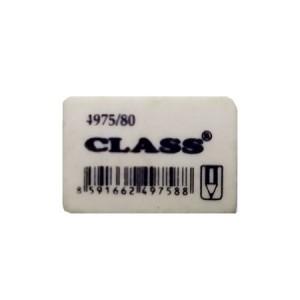 Ластик CLASS мягкая белая 4974/80