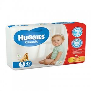 Подгузники Huggies №5 (42шт.)