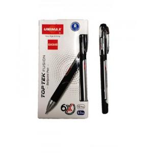Ручка 10 км Unimax  UX-10 000-01 чорная (12)