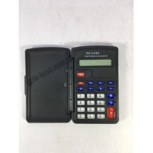 Калькулятор КК-568А 10*6см. нестир. кнопки (маленький)
