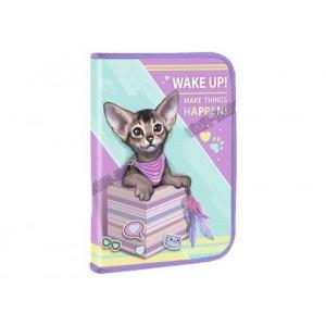 Тека А4 для праці картон KIDIS, серія Kitty_Cat