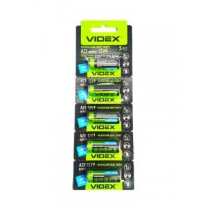 А23 Videx Alkaline 12V VA23GA, MN21, 12V 1*5bl