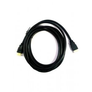 Кабель HDMI- HDMI 3м черный (ver1.4)