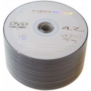 DVD-R Esperanza 4.7Gb 16x (50)