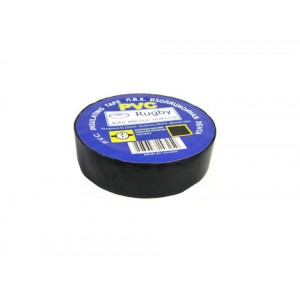 Изолента PVC 10м черная 250шт/ящ