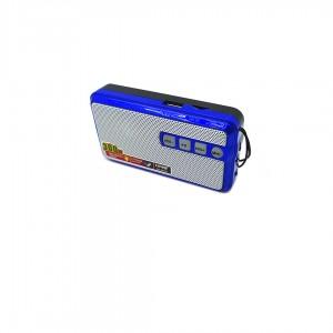 Радиоприемник + фонарик FM RADIO NS-001BT Акция!!!