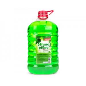 Моющие средство жидкое мыло Яблоко ЭКОНОМ 5л.