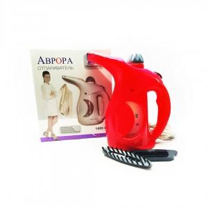 Отпариватель Аврора А7 250 мл 1400W розовый