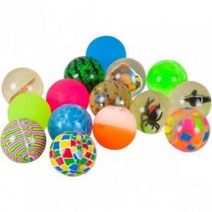 """Мяч """"Попрыгунчик""""разноцветный 45мм."""