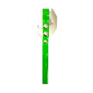 Открывалка-штопор цветной 14*1,5*4 см X3-74