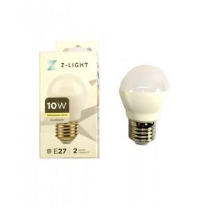 """Z-LIGHT LED Лампа """"шарик"""" G45 ZL 14510274 10w 4000k E27"""