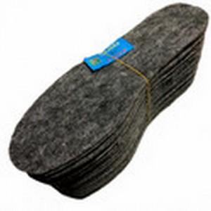 Стелька для обуви 39 рамер ВОЙЛОК (50)