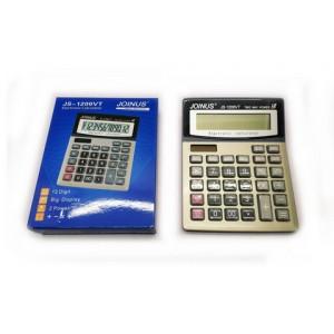 Калькулятор JOINOS 1200 (19*14,5) нестир кнопки, солнеч бат.