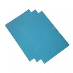 Фоаміран, Флексика, 1мм.20 аркушів в ОРР: Блакитний