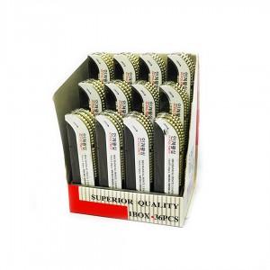 Грифелі для мех. олівця 0,7 ммпоштучно (3456, 96, 36)