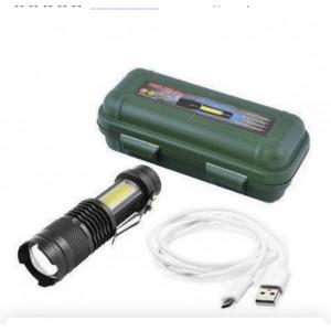 Нож бело-цветная ручка на листе средний 22см.