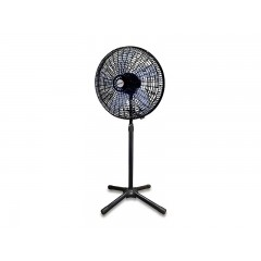 Вентилятор напольный BITEK ВТ-1881 60W  5 лопостей черный