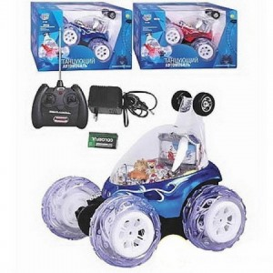 Игрушка дет танцующий автомобиль трюкач PLAY SMART
