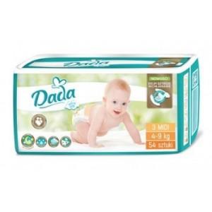 Подгузники Dada №3 (4-9кг) 54шт