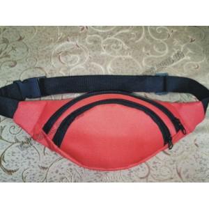 Детская сумка на пояс спортивные барсетки сумка  (12*33)