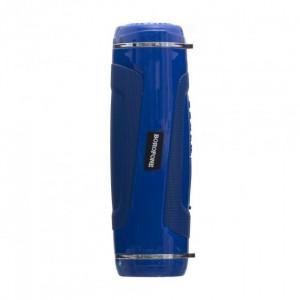 Портативная bluetooth колонка Borofone BR7 с фонариком Blue