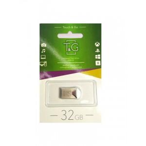 Флешка T&G 106 Metal series 32GB
